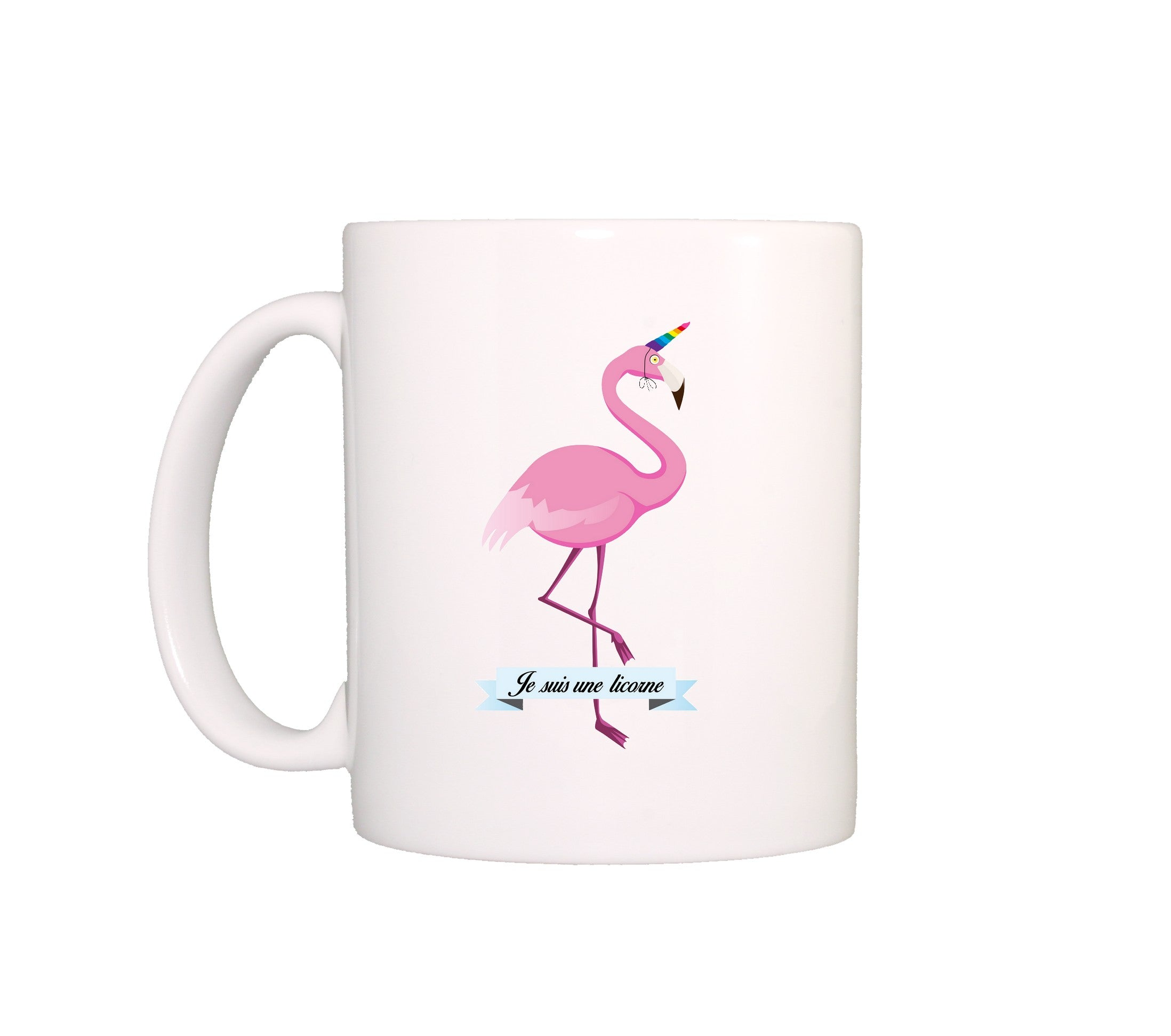 mug flamand rose