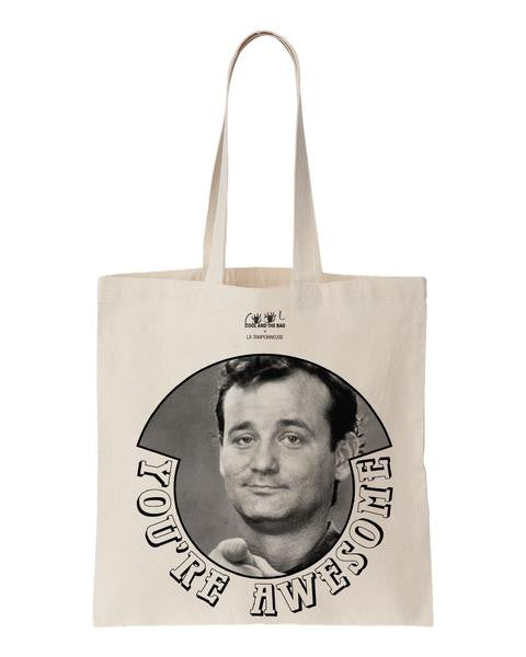 tote bag bill murray