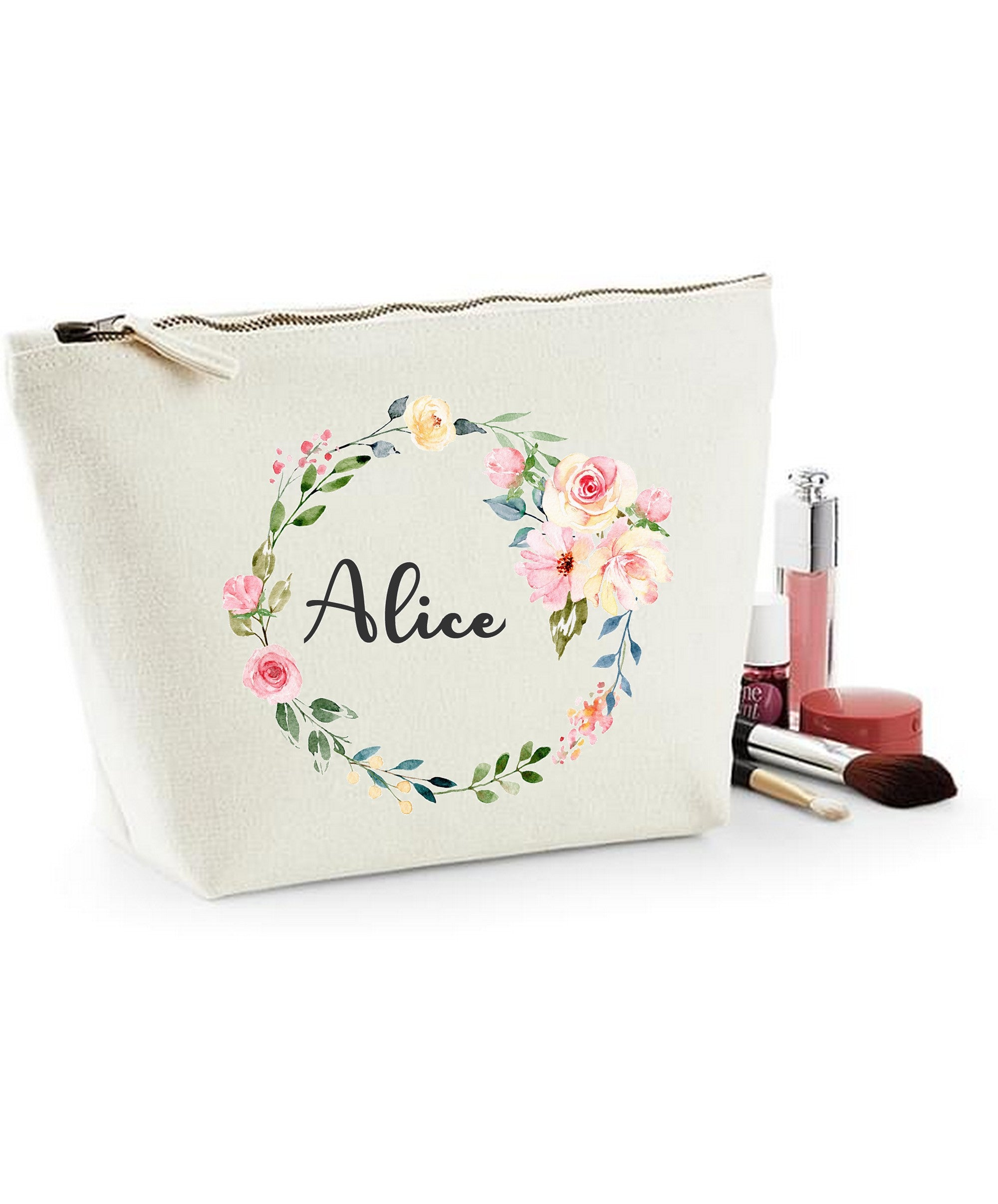 pochette fille personnalisee