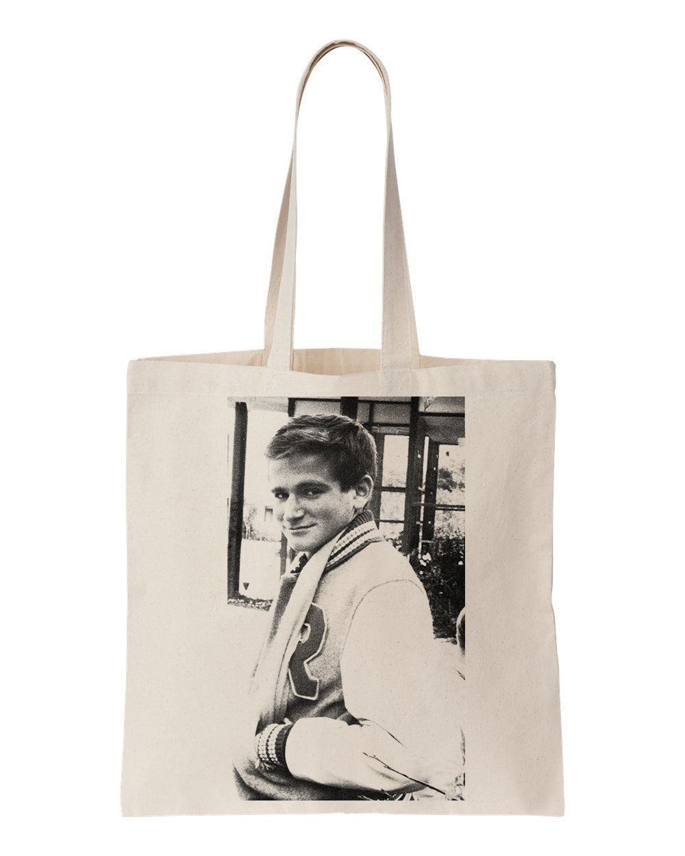 tote bag Robin Williams