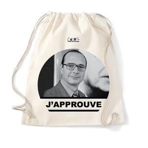 sac de gym jacques Chirac