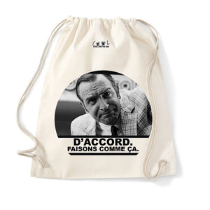 sac de gym OSS 117