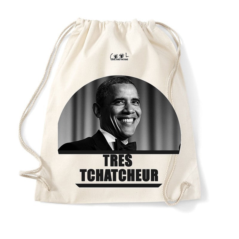 sac de gym Barack Obama