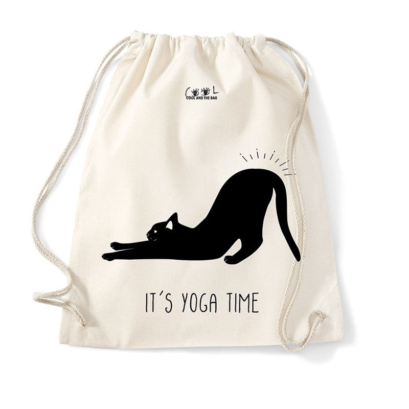 sac de gym yoga time