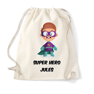 sac à dos enfant super hero