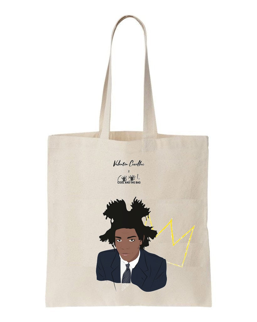tote bag Jean-Michel Basquiat