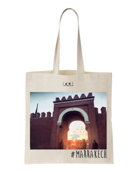 tote bag marrakech