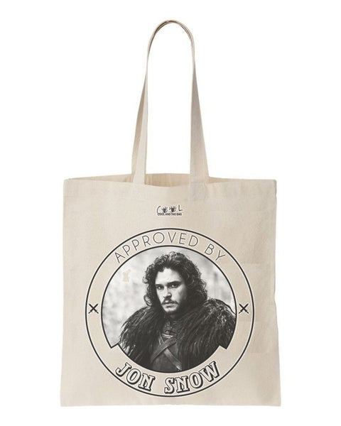 tote bag jon snow
