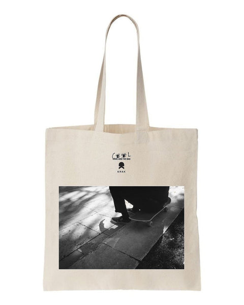 tote bag skateboard