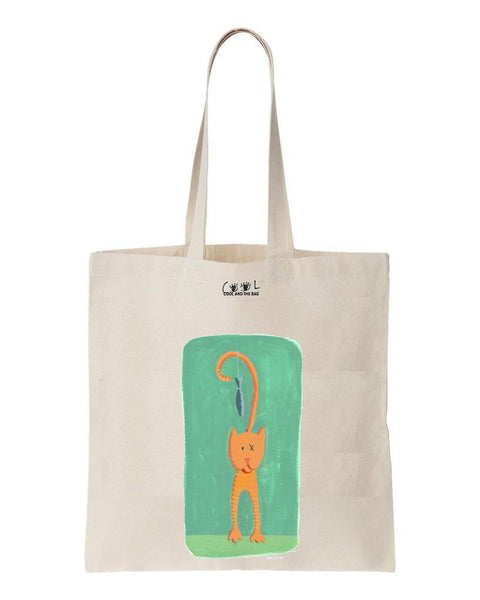 tote bag Catfish