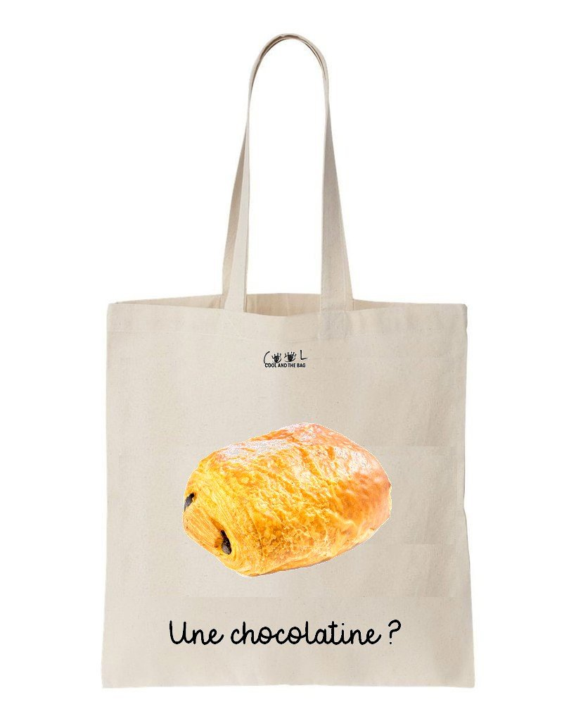 tote bag chocolatine
