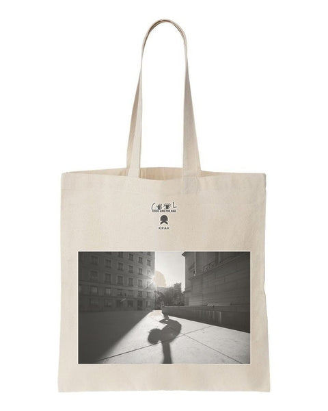 tote bag skate board