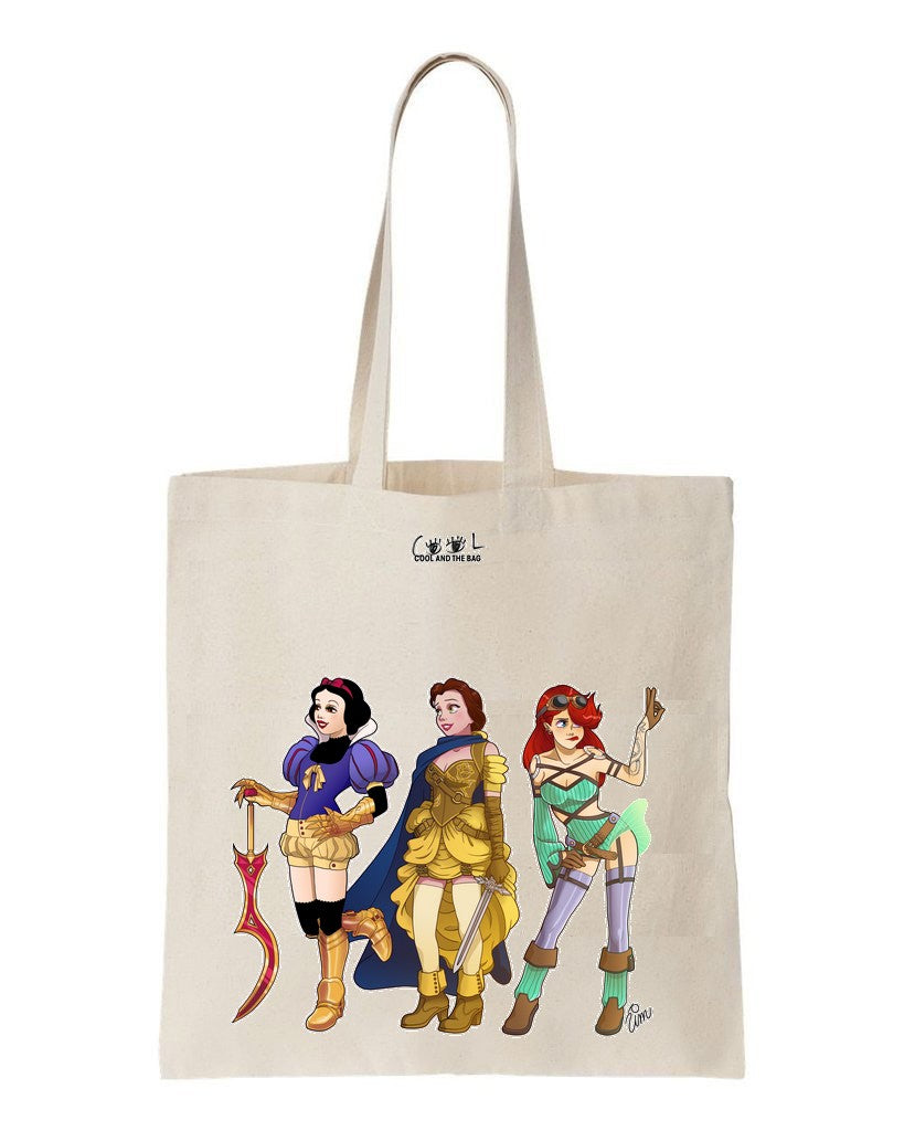 tote bag princesse disney