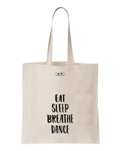 tote bag dance