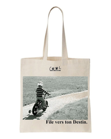 tote bag file vers ton destin