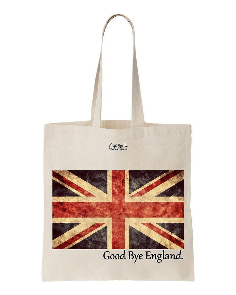 tote bag good bye england