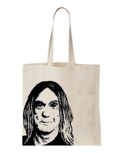 tote bag iggy pop