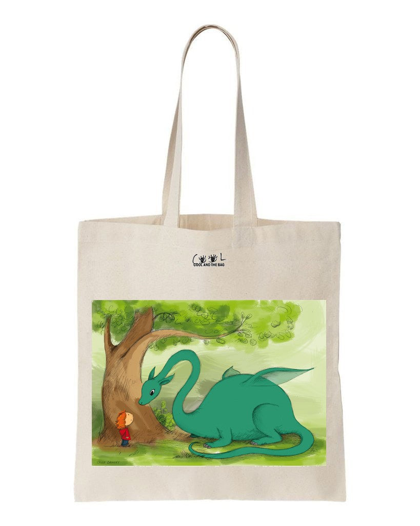 tote bag Le Dragon