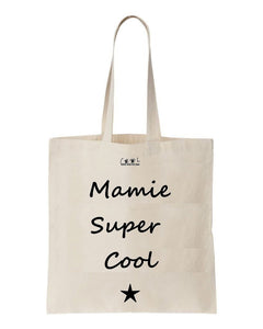 tote bag Mamie Super Cool