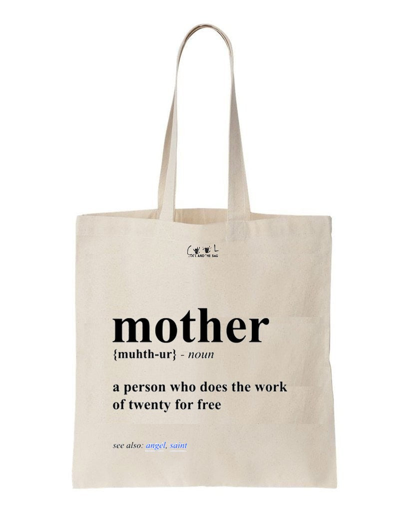tote bag mother