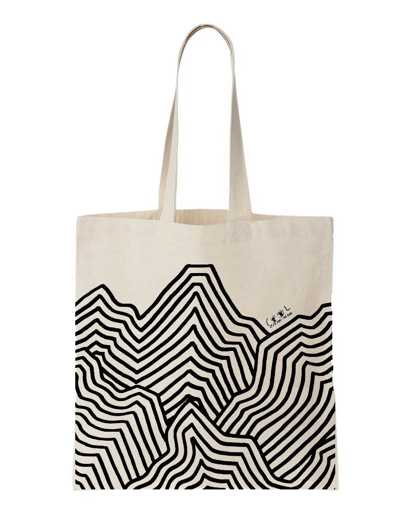 totebag mountain