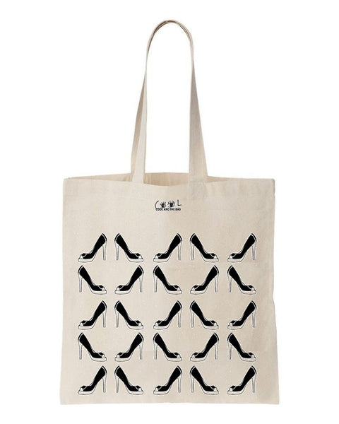 tote bag chaussures