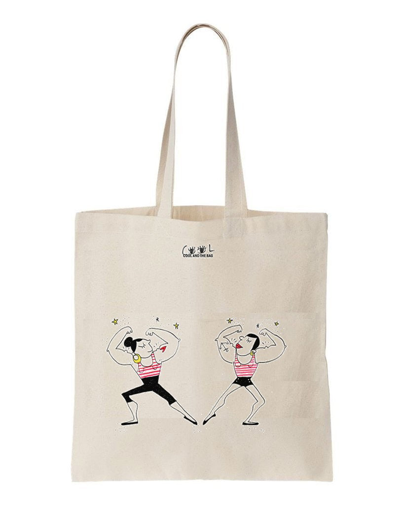 tote bag Strong Women