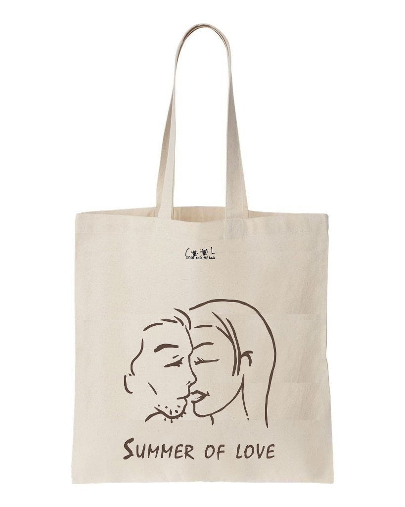 tote bag Summer of Love