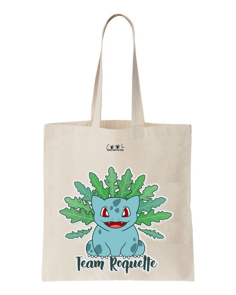 tote bag Pokemon Team Roquette