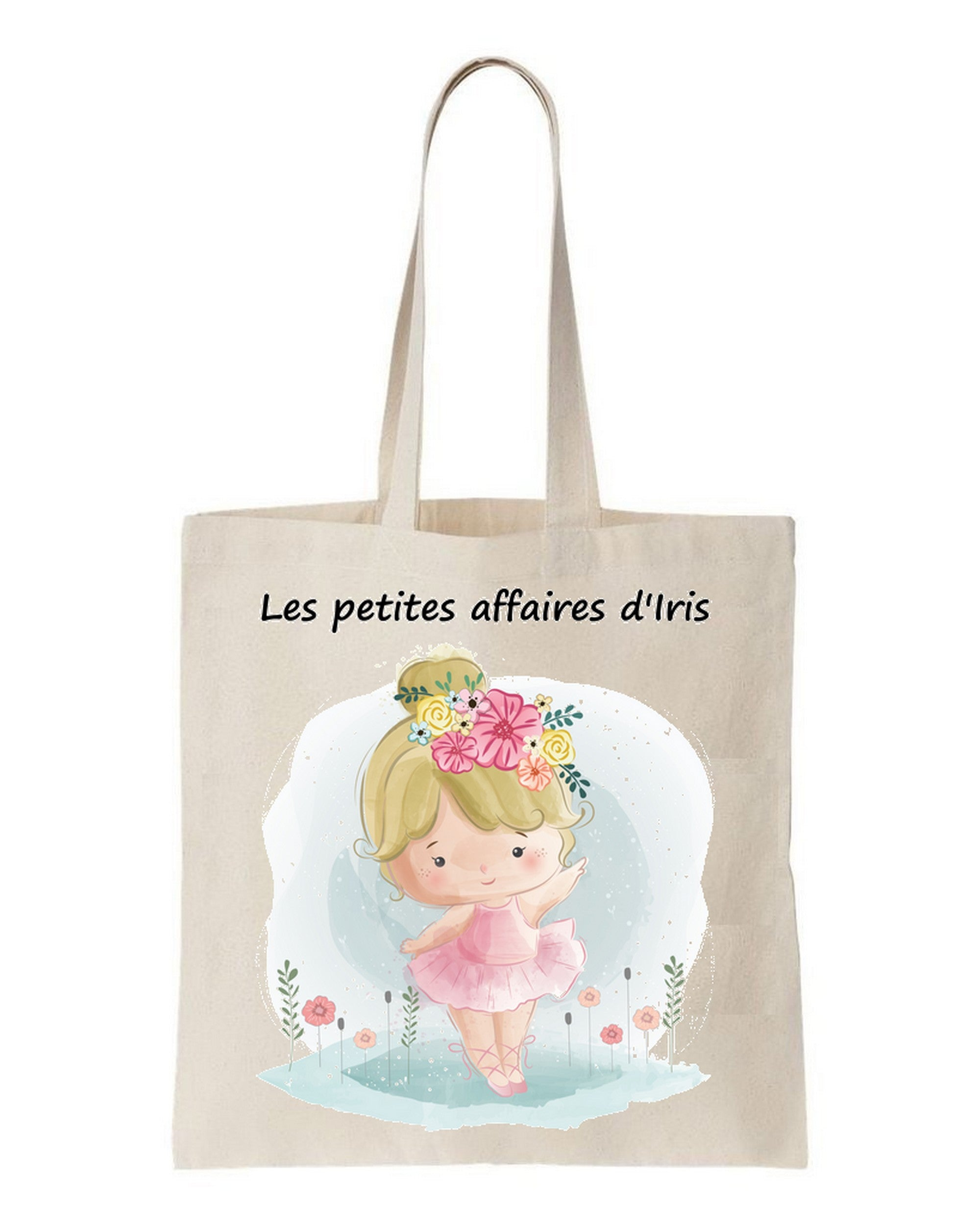 tote bag Danseuse