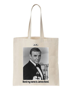 tote bag james bond