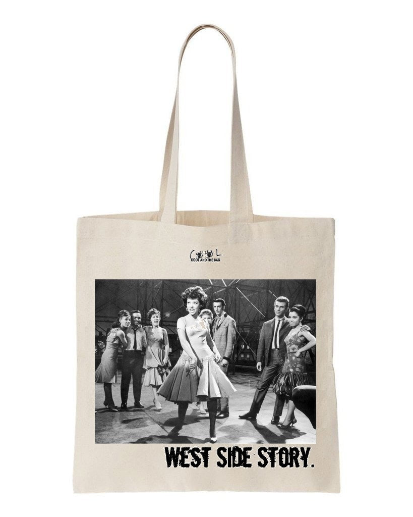 tote bag west side story
