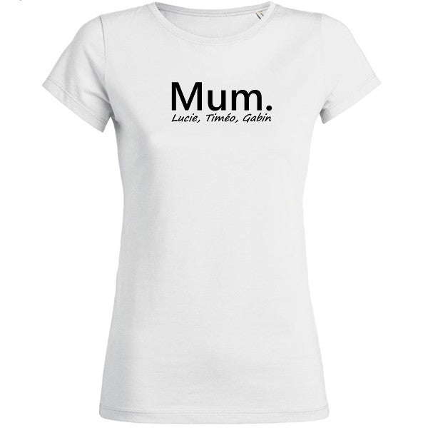 t shirt mum of