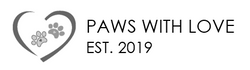 Paws with Love est. 2019