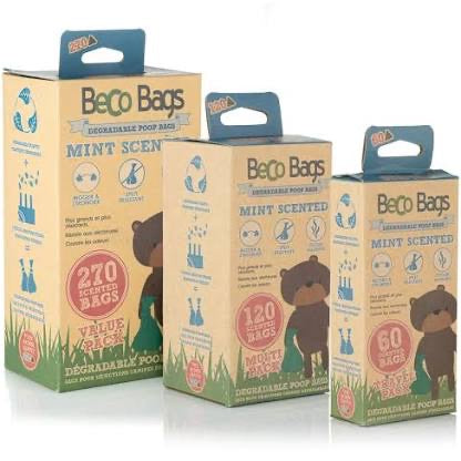 Degradable Poop bags -60