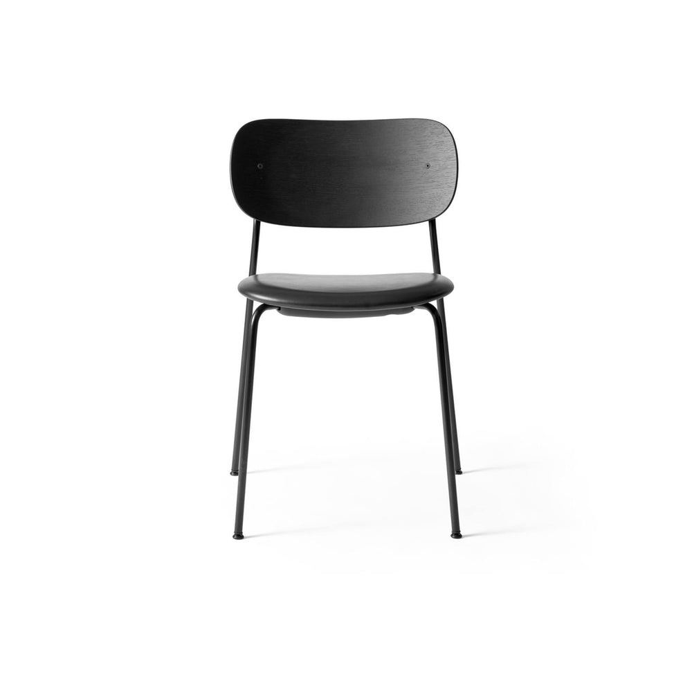 Menu Co Chair stol - Sort eg - Dakar 0842-Designfund.dk