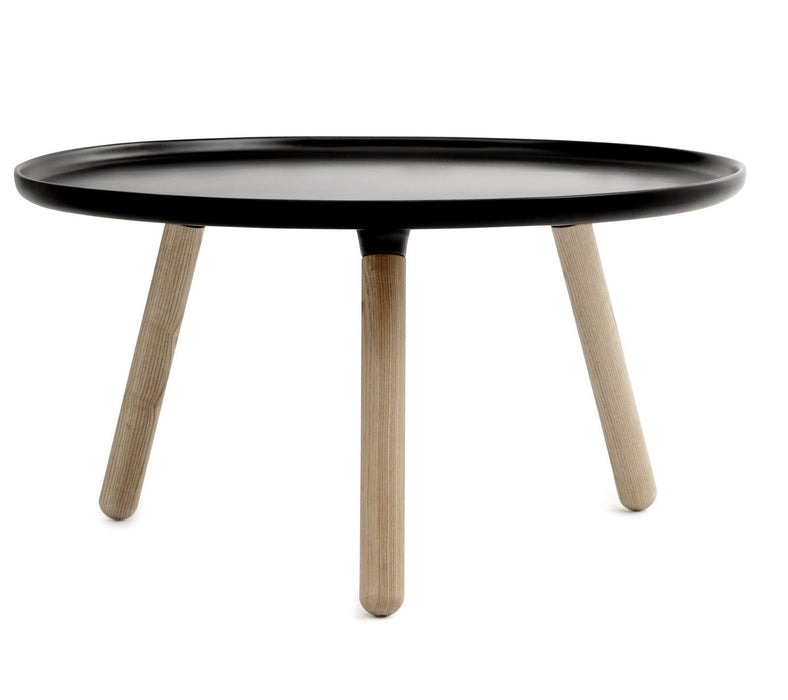 normann copenhagen tablo bord stor sort ask