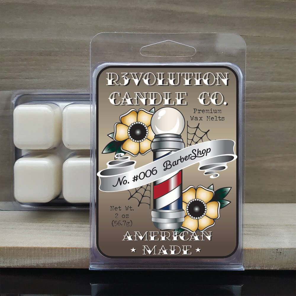 Barbershop Wax Melts