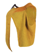 Load image into Gallery viewer, HAND DYED HANDMADE KNIT TOP