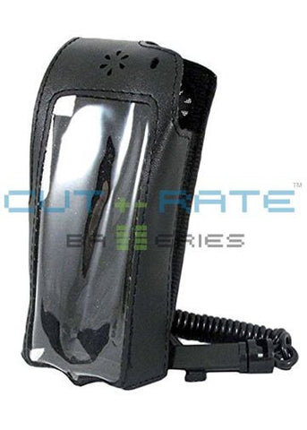 Cisco CP-BATT-7921G-EXT Vinyl Holster with Swivel Belt Clip and Coil Lanyard