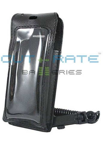 Cisco CP-BATT-7925G-EXT Vinyl Holster with Swivel Belt Clip and Coil Lanyard
