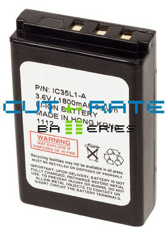 Icom TC-P7A Battery
