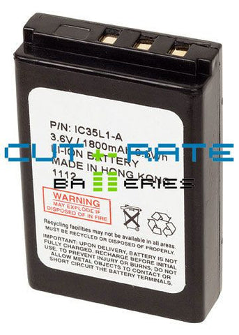 Icom IC-P7E Battery