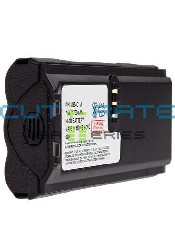 Replacement for Motorola RNN4007AR Battery Rechargeable Two Way Radio 7.5v 3600mAH Ni-MH