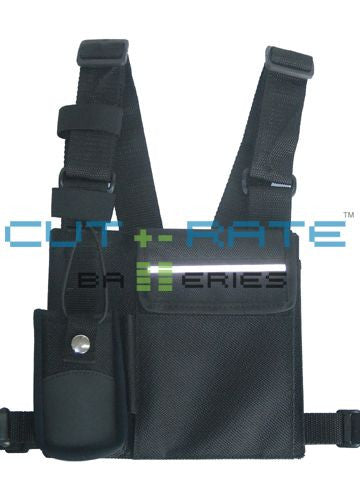 Chest Harness Pack With Universal Radio Holder Two Way. Chest Harness Pack With Universal Radio Holder. Wiring. Leather Harness Radio Holster At Scoala.co