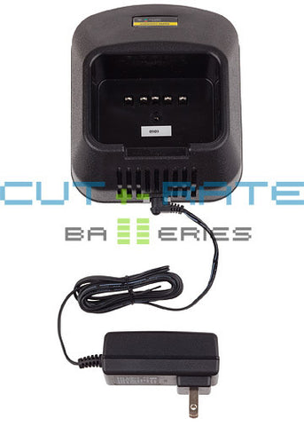 UC1000-A-KIT-M13T Single Bay Rapid Desk Charger