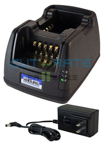 UC2000-B-KIT-M13D Dual Bay Rapid Desk Charger