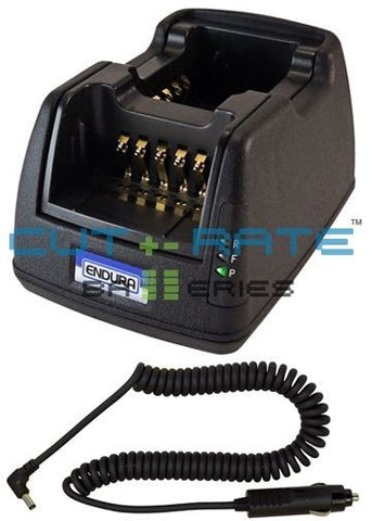 UC2100-B-KIT-K27D Dual Bay In-Vehicle Rapid Charger