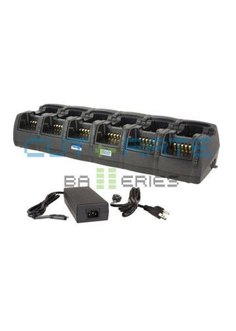 UC9000-B-KIT-M13D Universal Rapid Twelve-Bay Drop-in Charger