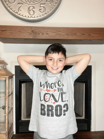 Where's The Love, Bro?: Youth